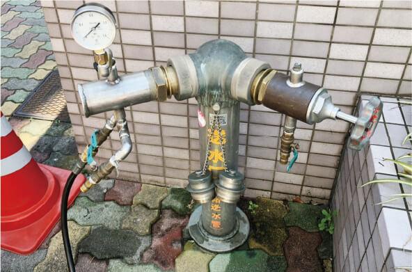 連結送水管調査業務